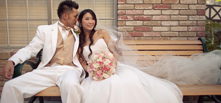 Judy & Sophorn's Romantic Storybook Wedding