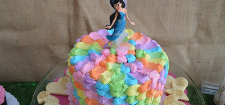 Maddie's Mini Fairy Birthday Party