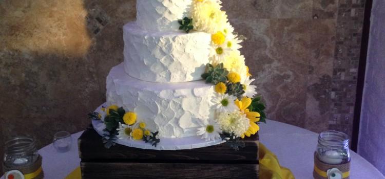 Wedding Cake & Cake Table Decoration