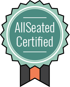 AllSeated Certified