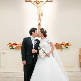 Hyemi & Augustine's Korean Catholic Wedding