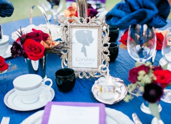 Coraline Wedding Decor In the Clouds Events Styled Shoot