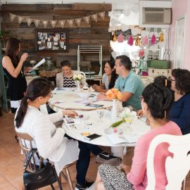 Los Angeles DIY Wedding Planning Workshop Success