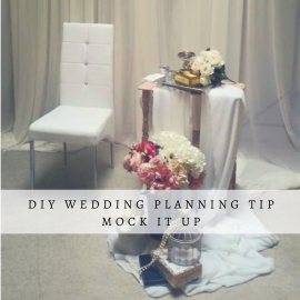 DIY Wedding Planning Tips
