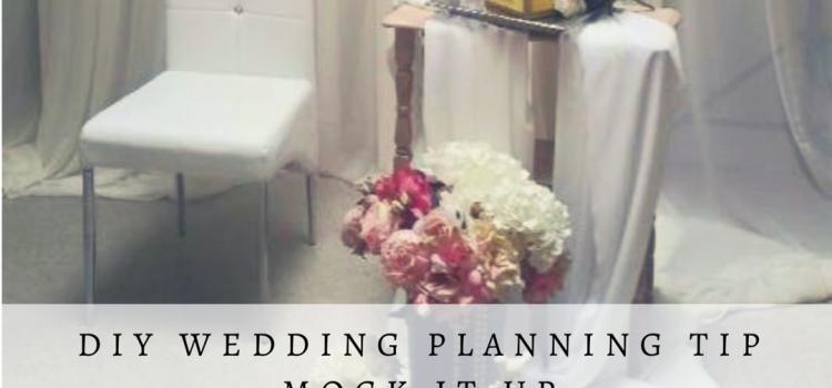 DIY Wedding Planning Tips