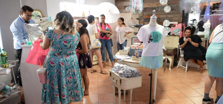 Mermaid in Paradise – Sincerely Sweet Boutique Los Angeles PopUp Shop