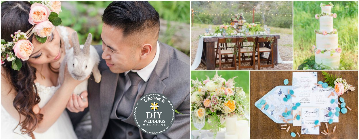 Fairyland Wedding Inspiration