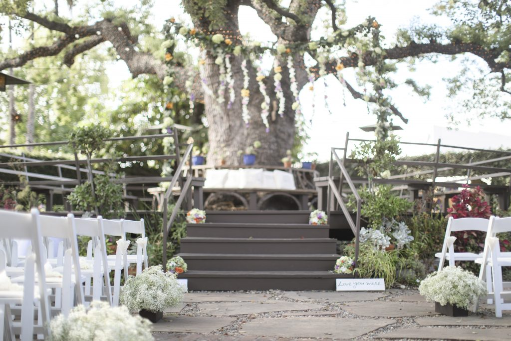 Amy & Jacob Secret Garden Pasadena Wedding