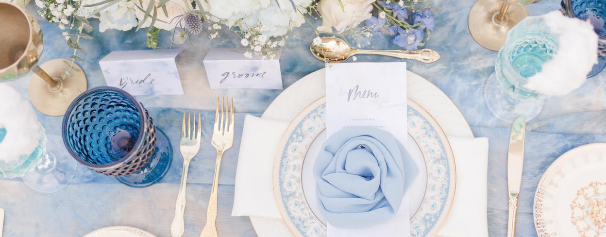 Dreamy Cloud Inspired Wedding