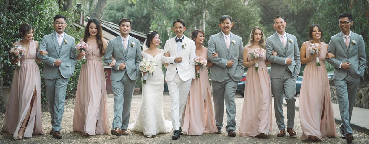 Romantic Calamigos Ranch Wedding